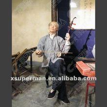 famous handicraft lifesize figure