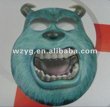 eva mask, cartoon mask, party mask