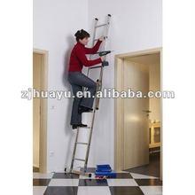 2.9m aluminum folding ladder