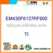 (CC430 Wireless Development Tool) EM430F6137RF900