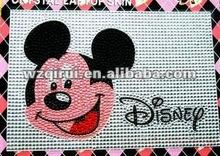 diamond sticker,rhinestone sticker,hot-sale mobile phone acrylic sticker