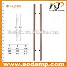 stainless steel door handle MP-L9104D