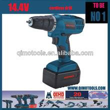 QIMO Professional Power Tools QM-2003 Ni-Cd 14.4V Single Speed Cordless Drill