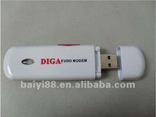 MSM6500 EVDO USB modem