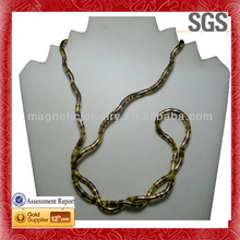 Flexible Bendable Metal Chain Snake Necklace