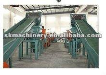 PP PE film recycling line/washing machine/pelletizing line