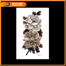 Body temporary Pine Design Tattoo Printing from China factory