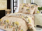 100% cotton bedding set and bed linen