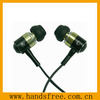High quality metal MP3 earphone, earphone for Ipod