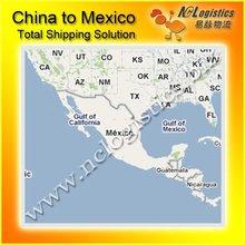 shenzhen ship model to Mexico City