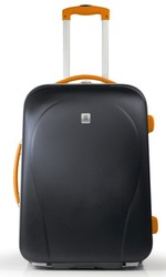 2014 popular carry-on abs travel luggage with two wheels