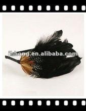 2012 Feather fascinator bridal feather headband
