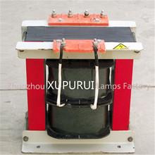 copper high quality 3 phase electric power transformer 220v to 380v for uv lamp