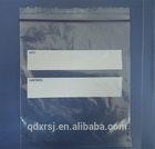2014 China hot sale plastic ldpe zipper bag