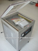 DZ500 single chamber vacuum sealer vacuum tray sealer