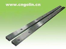 SKD11 high hardness guillotine shear blade