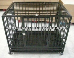 Dog Pet Cat Crate Kennel