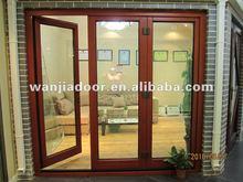 Aluminium entry door design