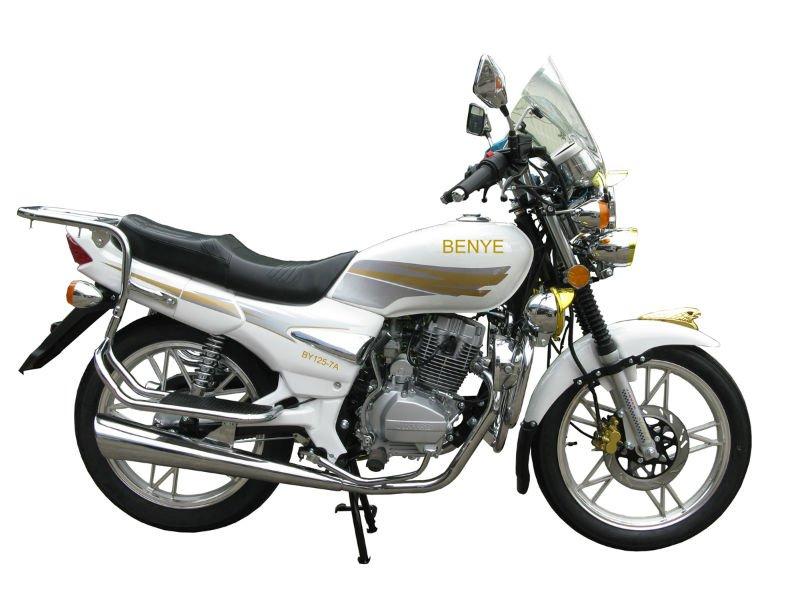 super 125cc motorcycle