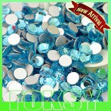 2012 DIY Fashion accessory Flatback Crystal for nails
