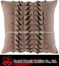 felt handmade 3D cushion