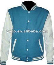 custom wool college jacket