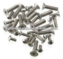 Mugen Titanium Lower Screw Set MBX6 MUGE0832