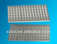 Galvanized steel metal gratings / Drain cover / grille / Iron case column