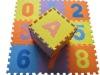 Washable&Educational EVA Puzzle Mat
