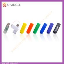 promotional gift 4gb usb pen drive swivel usb flash disk bulk cheap