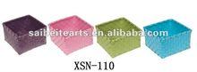 plastic handmade knitting sundry storage box