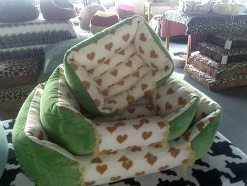 warmly fabric dog kennel