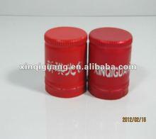 alcohol bottle lid for liquor