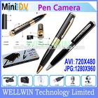 mini hidden digital pen camera,pen dv