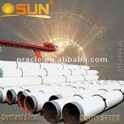 SMLS 3PE oil gas steel line pipe