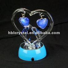 Popular crystal LED base