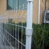 Decorative Wire Fence (PVC Coated after Welded)