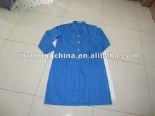 Royal blue Doctor coat