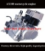 motorcycle engine for SUZUKI AX100
