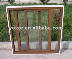 Energy Efficient Aluminum Sliding Windows
