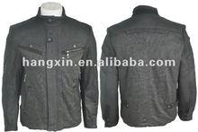 new design wool winter coat for men