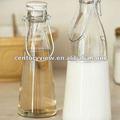 clip de la tapa de cerámica 500ml 1 un litro de vidrio botella de leche