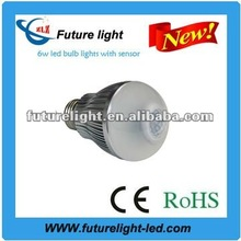 2012 the most competitive led infrared sensor bulb