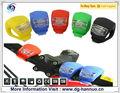 2012 Heiß-verkaufenfahrrad-Licht des silikon-LED führte Fahrradlampe (Fabrik-Preis)