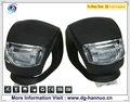 Förderndes Minifahrrad des silikons LED beleuchtet Fahrradlampe Fahrrades des /Silicon-LED geführte Licht (Fabrik-Preis)