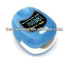 OLED children's finger clip pulse oximeter BS-110B