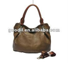 New Fashion! Elegant Lady Genuine Leather Handbag 2012!