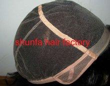 full cap German lace wig