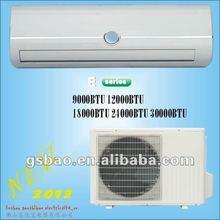 R410A R22 220V/50HZ Split Type Air Conditioner 12000BTU~24000BTU