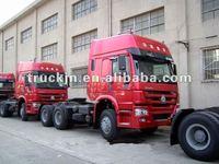 radio control tractor trailer trucks/Heavy Truck SINOTRUCK HOWO 6*4 tractor truck